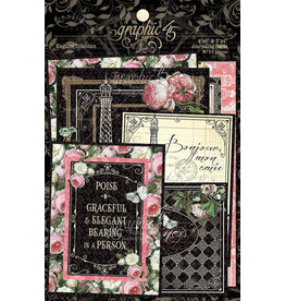 GRAPHIC45 Elegance Journaling Cards