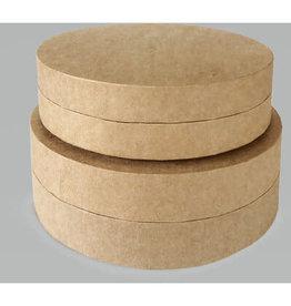 GRAPHIC45 Stacking Circle Box Set