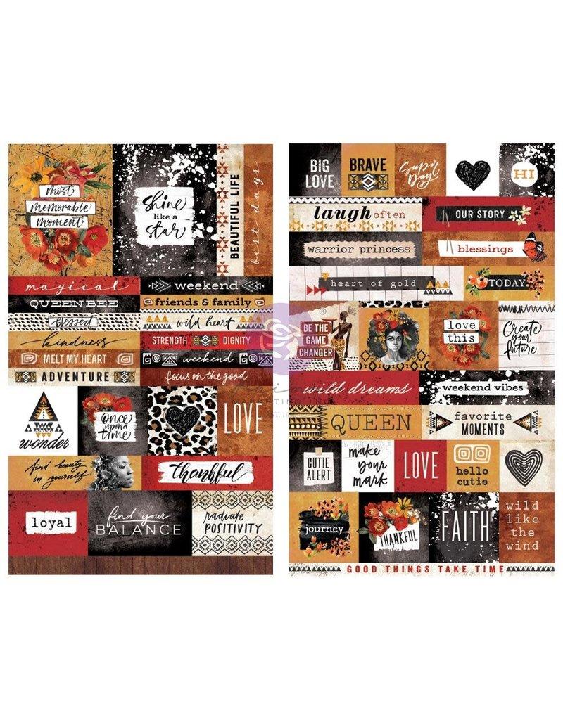 Diamond: Stickers
