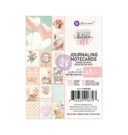 Magic Love: 3X4 Journaling Pad