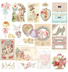 Magic Love: Ephemera Diecuts 1