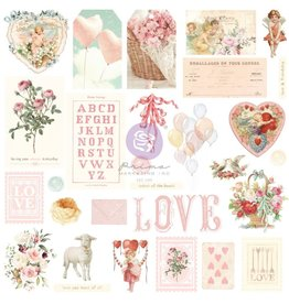 Magic Love: Ephemera Diecuts 2