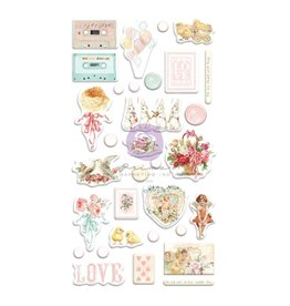 PRIMA MARKETING INC Magic Love: Puffy Stickers
