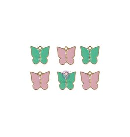 My Sweet: Butterfly Charms