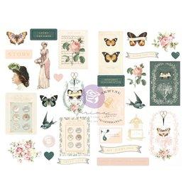 My Sweet: Chipboard Stickers