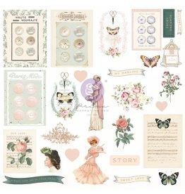 My Sweet: Ephemera Diecuts 2
