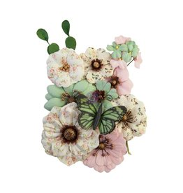 My Sweet: Flower Sewn With Love