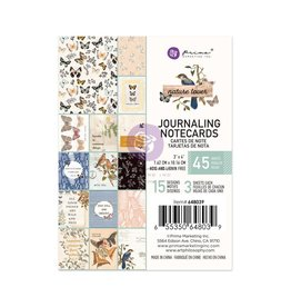 Nature Lover: 3X4 Journaling Pad