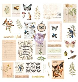 Nature Lover: Ephemera Diecuts 1