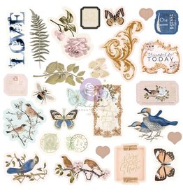 Nature Lover: Ephemera Diecuts 2