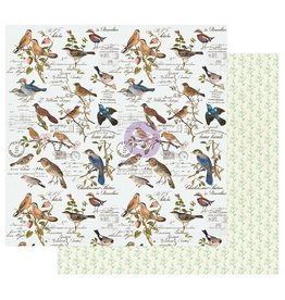 Nature Lover: Paper Where The Birds Meet