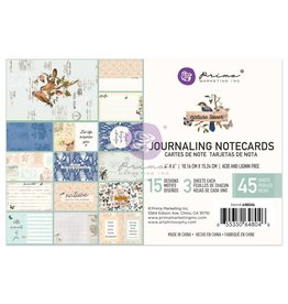 Nature Lover; 4 x 6 Journaling Pad
