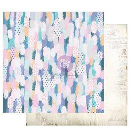 Watercolor Floral: Paper Artful Brushstrokes