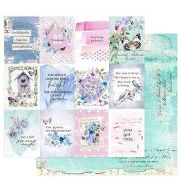 Watercolor Floral: Paper Dreamy Florals