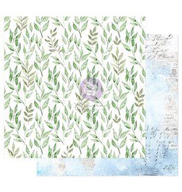 Watercolor Floral: Paper Peaceful Bliss