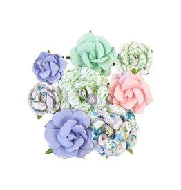 Watercolor Floral:Flower Rose Gouac