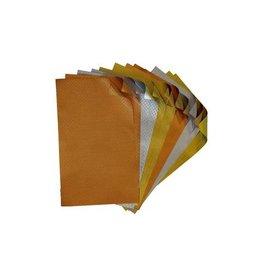 Rinea METALLICS FOILED PAPER VARIETY ARTIST'S PACK