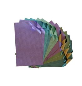 Rinea PASTEL FOILED PAPER VARIETY ARTIST'S PACK