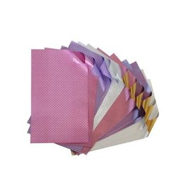 Rinea PRINCESS FOILED PAPER VARIETY CRAFTER'S PACK