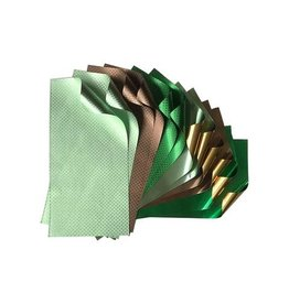 Rinea WOODLANDS FOILED PAPER VARIETY CRAFTER'S PACK