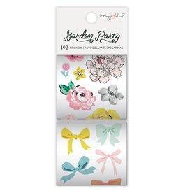 american crafts Garden Party Sticker Rolls