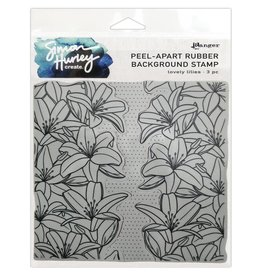 RANGER Love Lilies Stamp