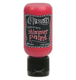 RANGER Postbox Red Shimmer Paint