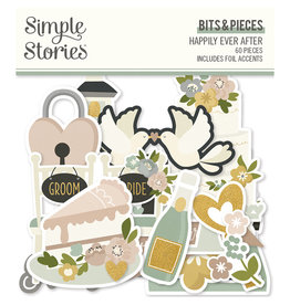 simple stories Happily Ever After - Bits & Pieces