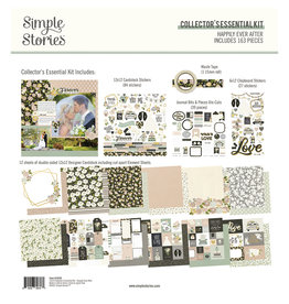 simple stories Happily Ever After - Collector's Essential Kit