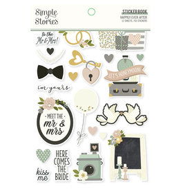 simple stories Happily Ever After - Sticker Book