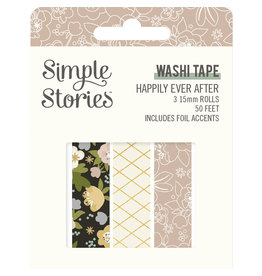 simple stories Happily Ever After - Washi Tape