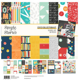 simple stories School Life - Collection Kit