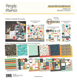 simple stories School Life - Collector's Essential Kit