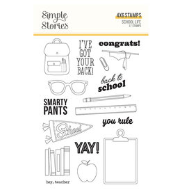 simple stories School Life - Stamps