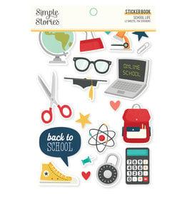 simple stories School Life - Sticker Book