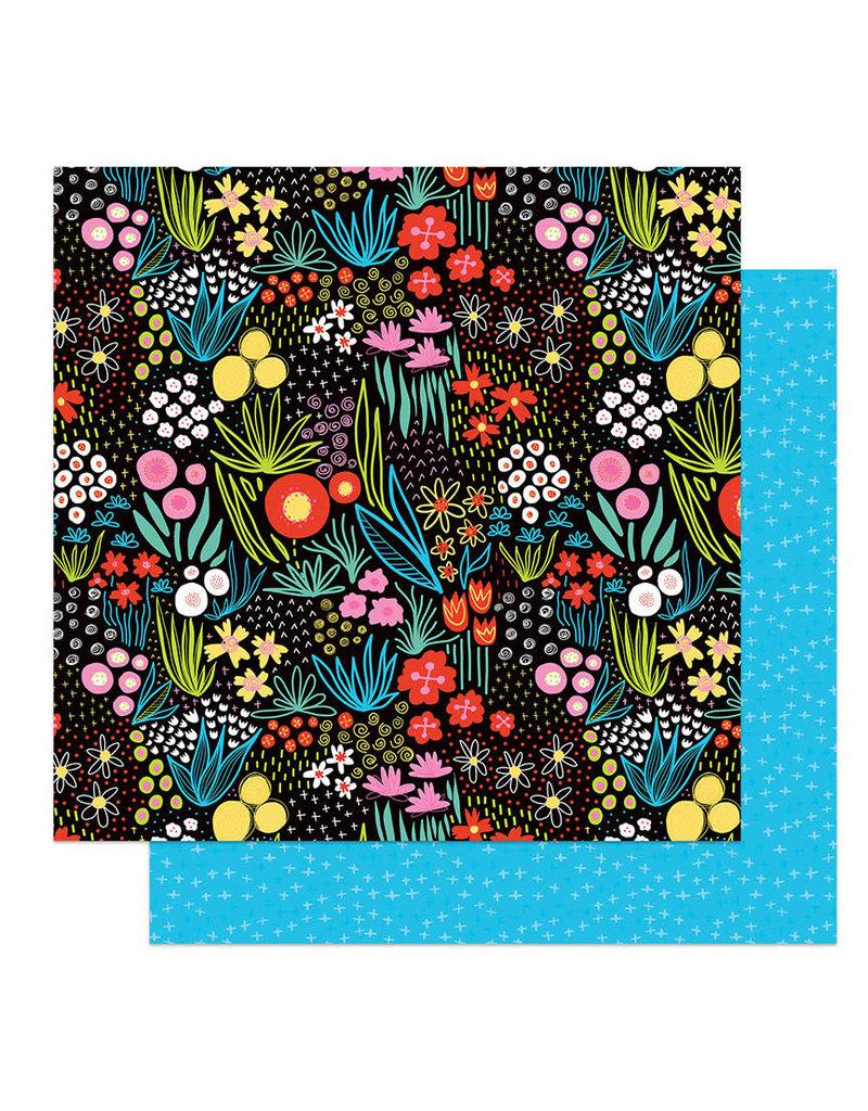 Photoplay Birds of a Feather Paper: Flower Garden