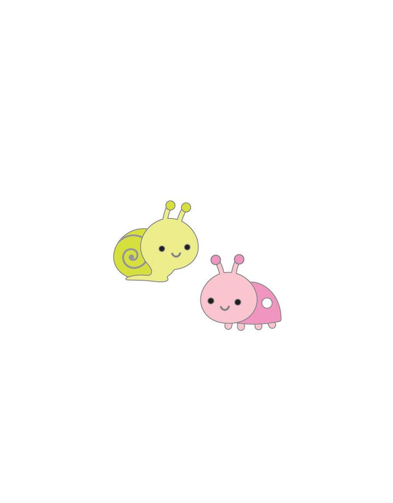 DOODLEBUG baby bugs collectible pins