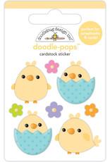 DOODLEBUG beak-a-boo doodle-pops