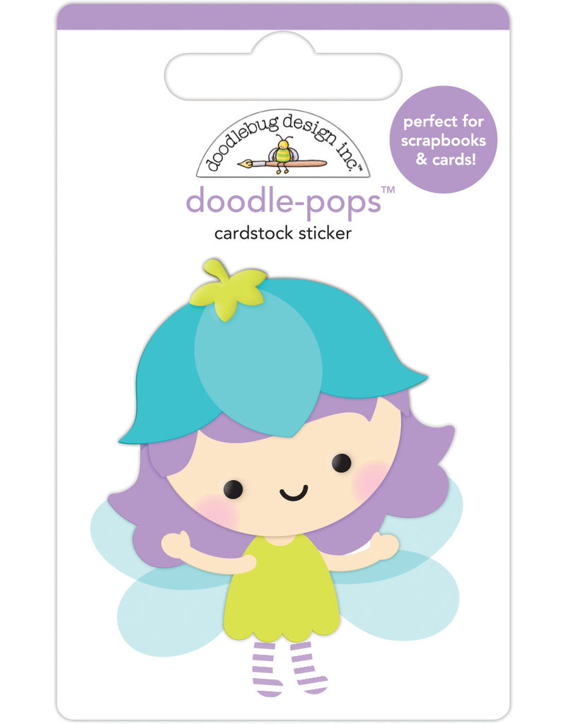 DOODLEBUG blossom doodle-pops