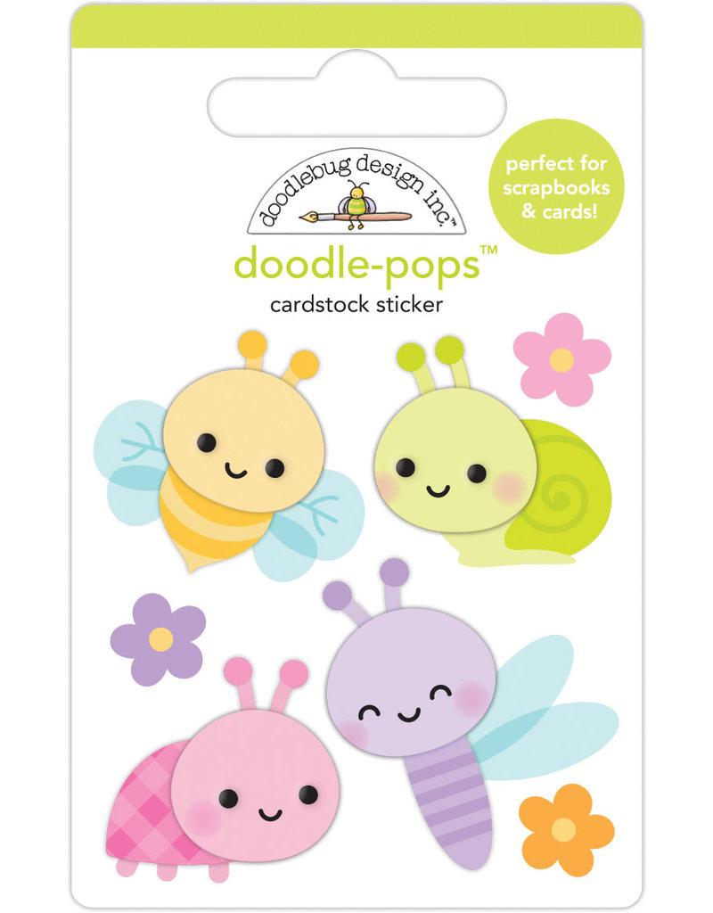 DOODLEBUG bug babies doodle-pops