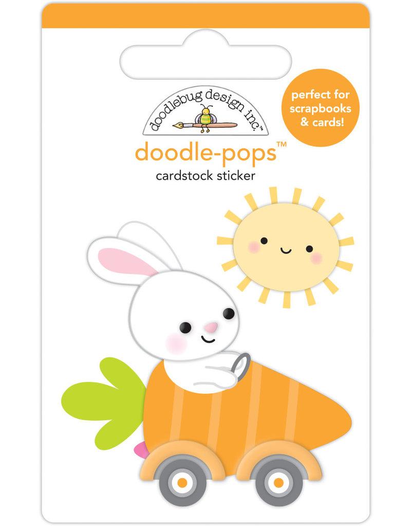 DOODLEBUG bunny i'm home doodle-pops
