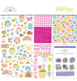 DOODLEBUG fairy garden essentials kit