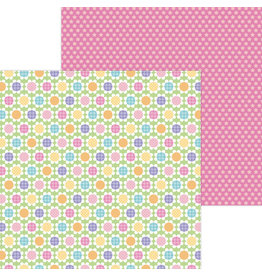 DOODLEBUG spring has sprung double-sided cardstock
