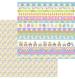 DOODLEBUG spring meadow double-sided cardstock