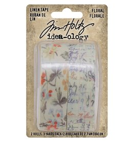 ADVANTUS Linen tape floral