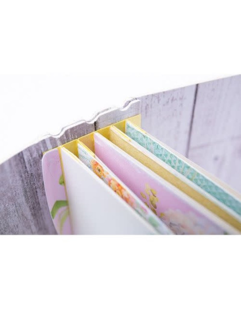 sizzix Bookbinding & Label Thinlits
