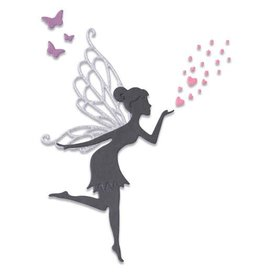 sizzix Fairy Wishes Thinlits