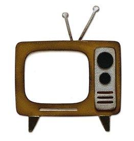 sizzix Retro TV Bigz Die