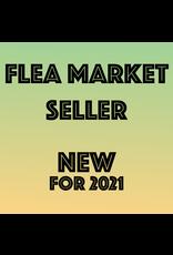 8/21/21 Flea Market NEW Seller