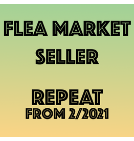 8/21/21 Flea Market REPEAT Seller